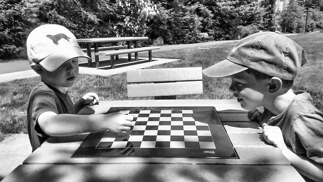 dzieci szachy